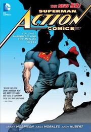 Action Comics Superman and the Men of Steel