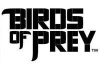 Birds of Prey Vol 3 logo