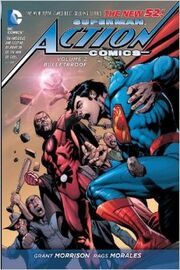 Action Comics Bulletproof