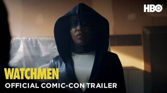 Watchmen Official Comic-Con Trailer HBO