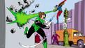 Green Lantern Opening Credits
