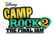 CAMP ROCK 2 logo 051109