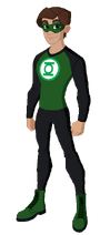 Hal Jordan Render
