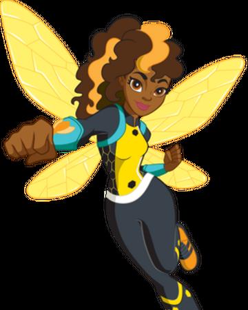 Bumblebee Wiki Dc Super Hero Girls Fandom