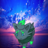 Yukata the Green Zorua
