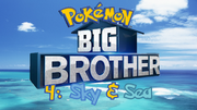 Pokemon Big Brother 4 Sky & Sea Logo