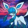 Elsa the Shiny Glaceon