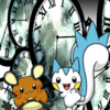 Spoon the Pachirisu and Fork the Dedenne