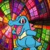 Tricky the Totodile