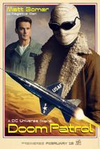 Doom Patrol - Negative Man poster