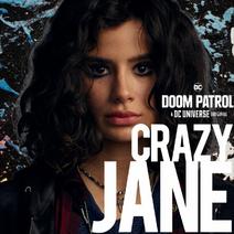Doom Patrol - Crazy Jane promo 1