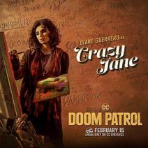 Doom Patrol - Crazy Jane promo 2
