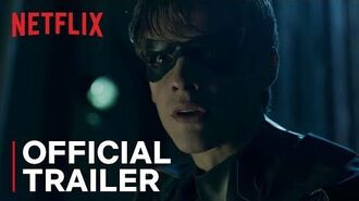 Titans Official Trailer Netflix