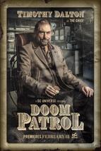 Doom Patrol - The Chief poster