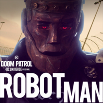 Doom Patrol - Robotman promo