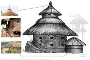 Concept hut