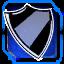 Icon Emblem 007 Blue