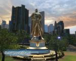 Supergoof Statue, Explore Mxyzptlk's Metropolis Haunts