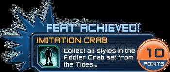Feat - Imitation Crab