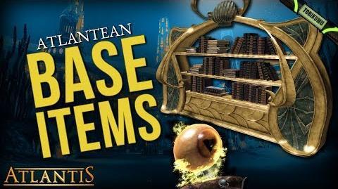 DCUO Episode 33 Atlantean Base Items