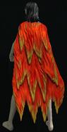 Wendolskin Cloak equipped