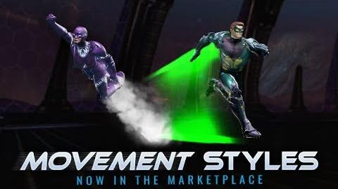 Preview Movement Styles! LIVESTREAM REPLAY