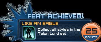 Feat - Like an Eagle
