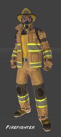 Metropolis FirefighterJaredBrunner
