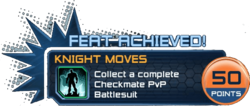 Feat - Knight Moves