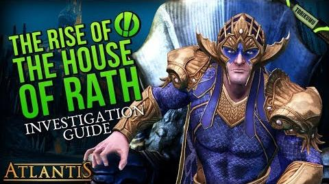 """DCUO Episode 33 """"Rise of the House of Rath"""" Investigation Guide & Reward"""
