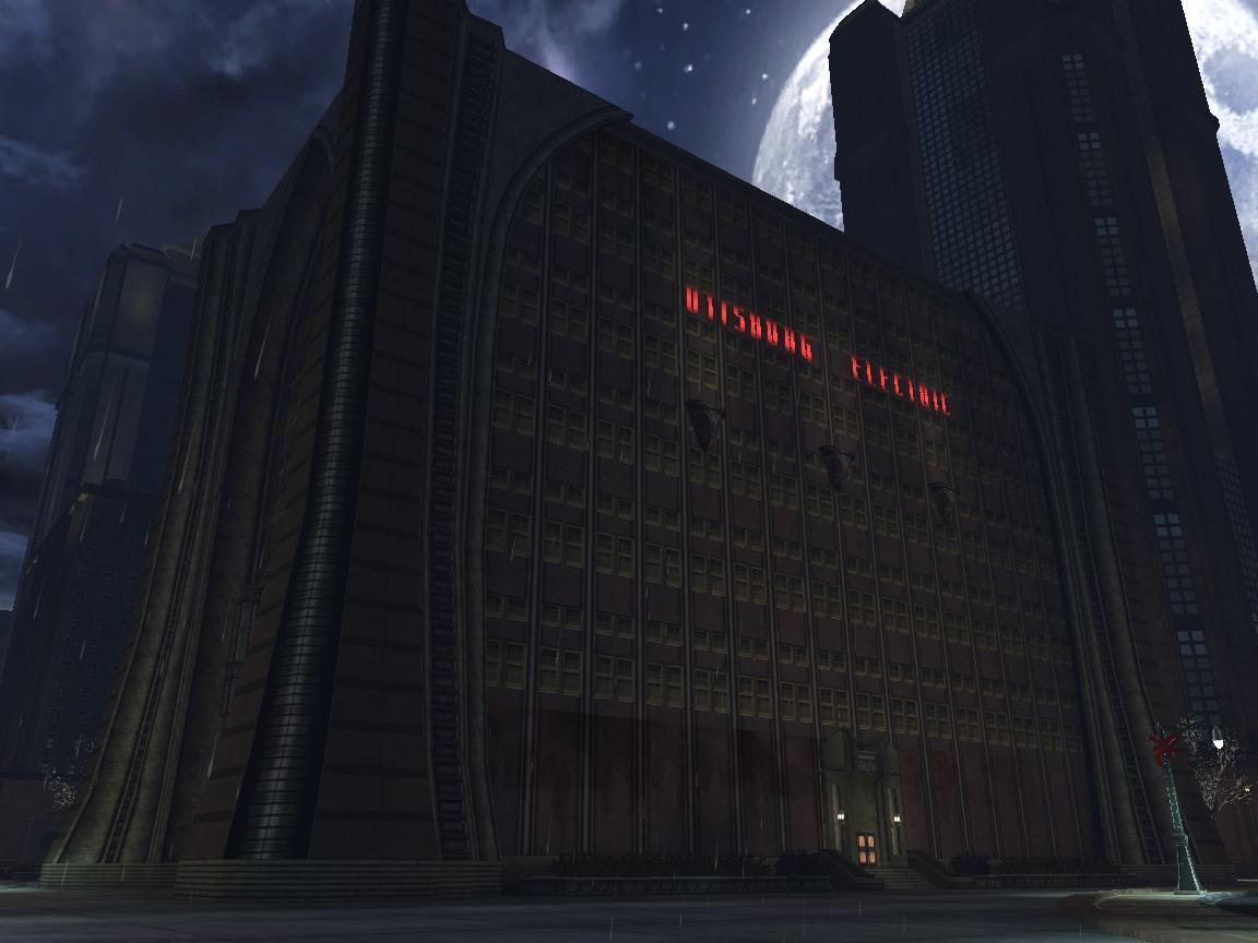 Gotham City podvodníci reformovať dohazování lobby