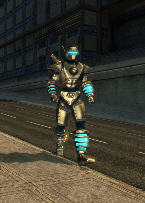 Wanted Oolong Siege Robot Dc Universe Online Wiki Fandom