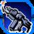 Icon Dual Pistol 006 Blue