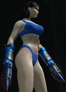 Thanagarian Cestus equipped