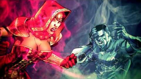 Dc universe online Wonder woman introduction