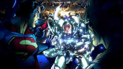 Superman DC Universe Online Headline - It's A Big, Scary World Out There!