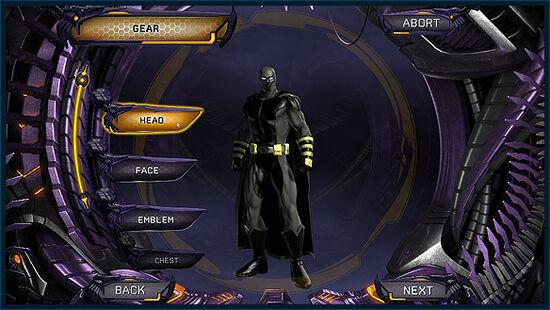 DCUO CC Costume Gear 01