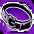 Icon Waist 008 Purple