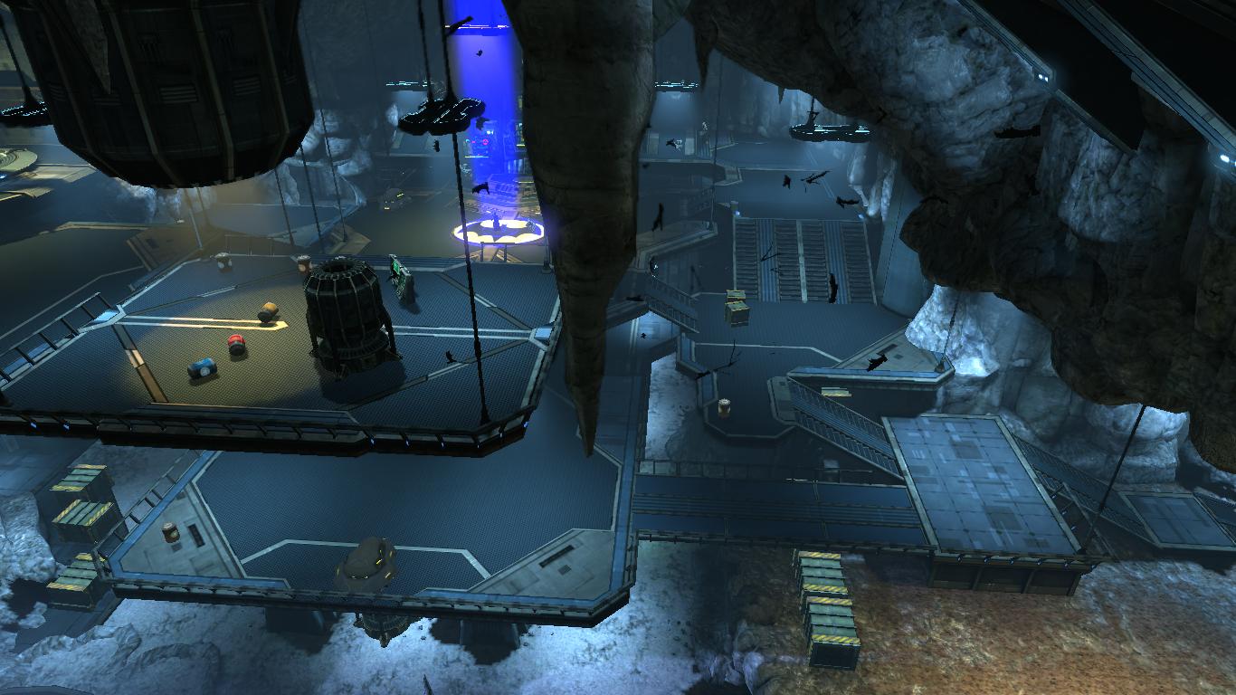 Batcave (PvP)