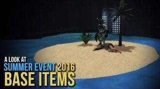 DCUO Summer Seasonal Event 2016 - Base Items