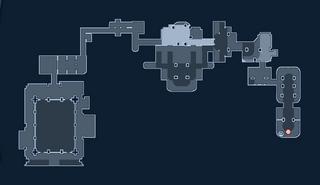 Maps - Star Labs (Blackest Night)