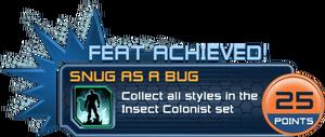 Feat - Snug as a Bug
