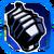 Icon Shoulders 006 Blue