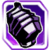 Icon Shoulders 006 Purple