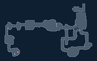 Map - League of Assassins Stronghold