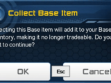 Base Items