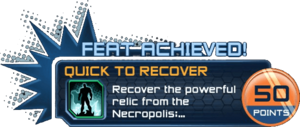 Feat - Quick to Recover