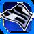 Icon Shoulders 009 Blue