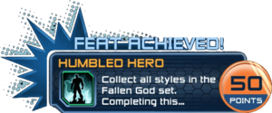 Feat - Humbled Hero