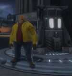 Scarecrow Henchman Disguise (Type 3)